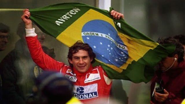 Beside Sport - Retour sur un monstre du sport: Ayrton Senna dit «Magic Senna» -