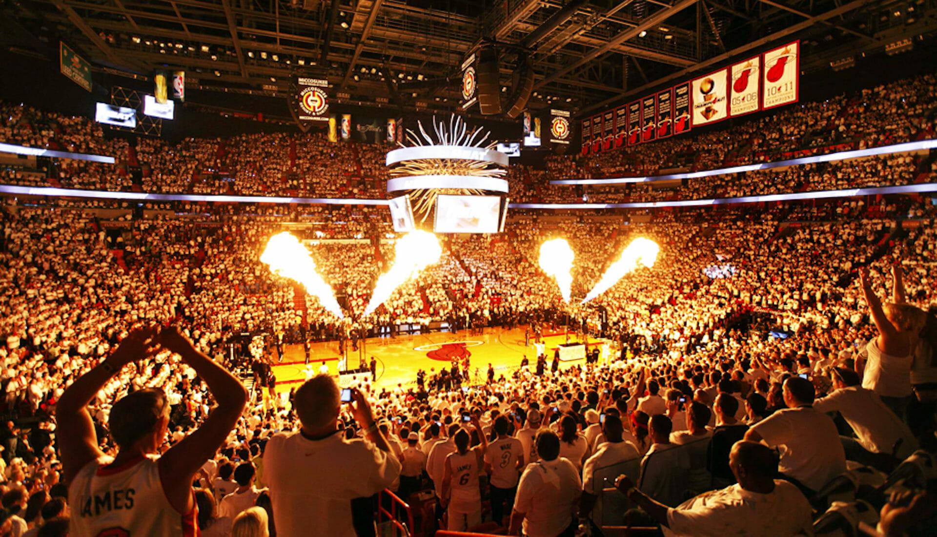 Beside Sport - Ces 5 choses qui font de la NBA un show unique -