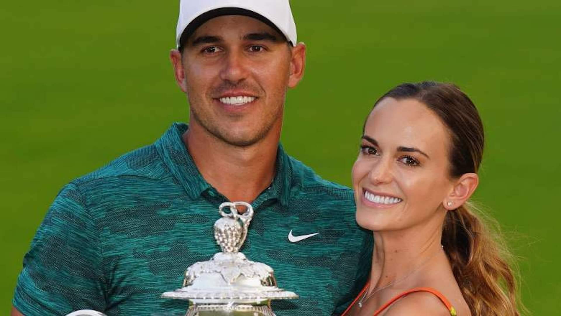 Quelles sont les compagnes des meilleurs golfeurs au monde?