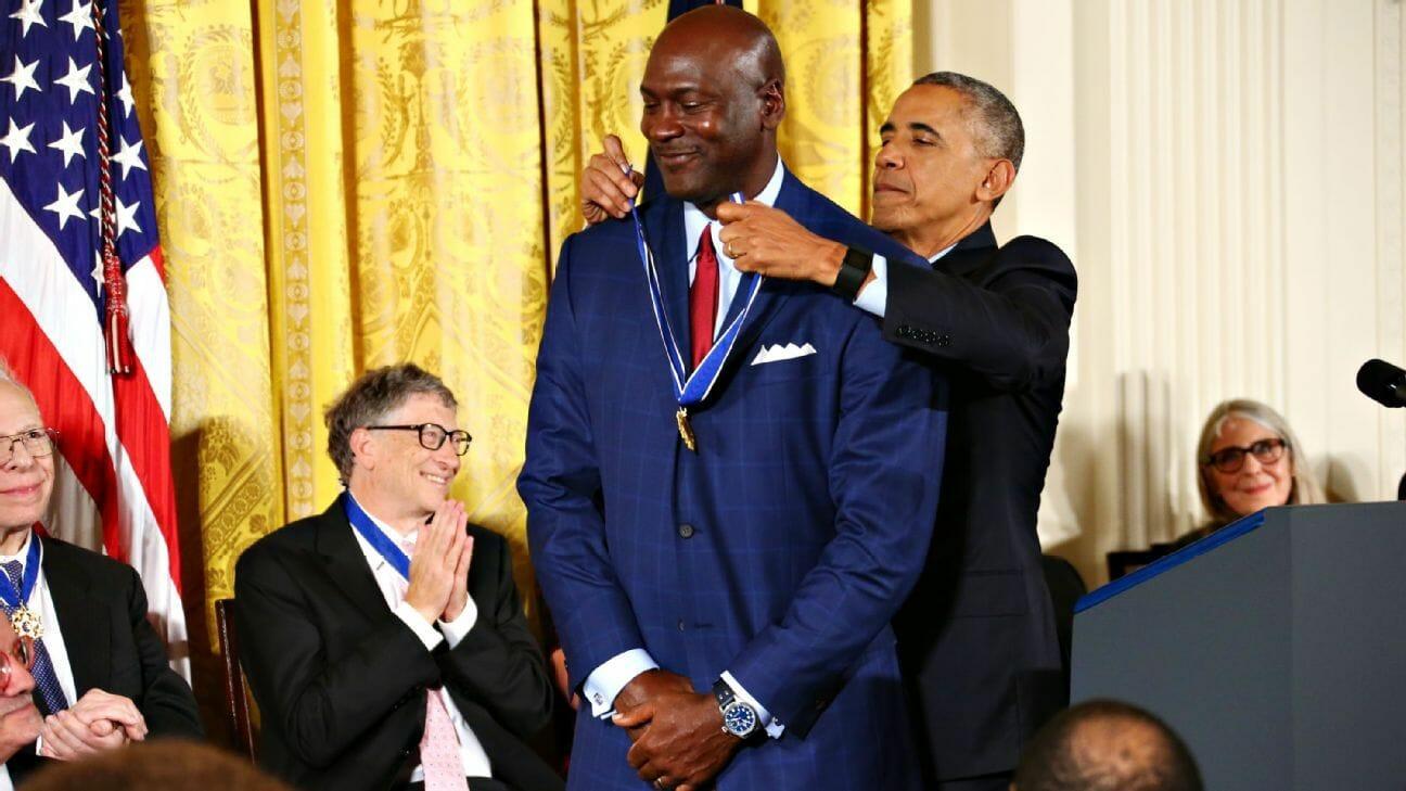 Beside Sport - Ces sportifs qui ont reçu la médaille de la liberté aux USA -  -