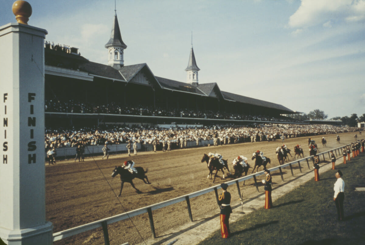Beside Sport - Le «Kentucky Derby», la course de chevaux «made in USA» -  -