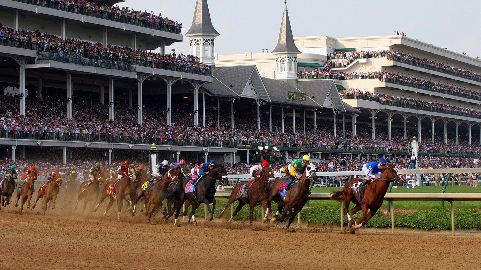 Le «Kentucky Derby», la course de chevaux «made in USA»