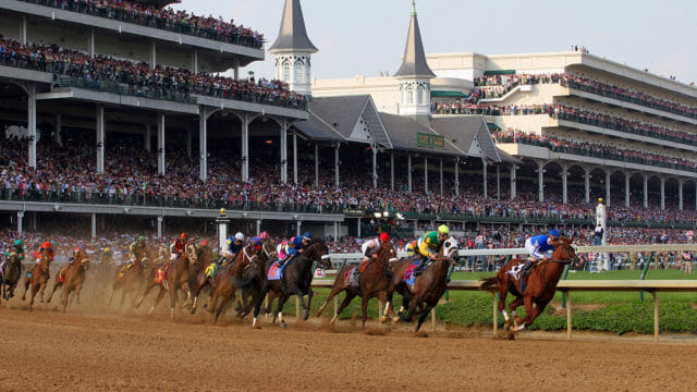 Beside Sport - Le « Kentucky Derby », la course de chevaux « made in USA » -