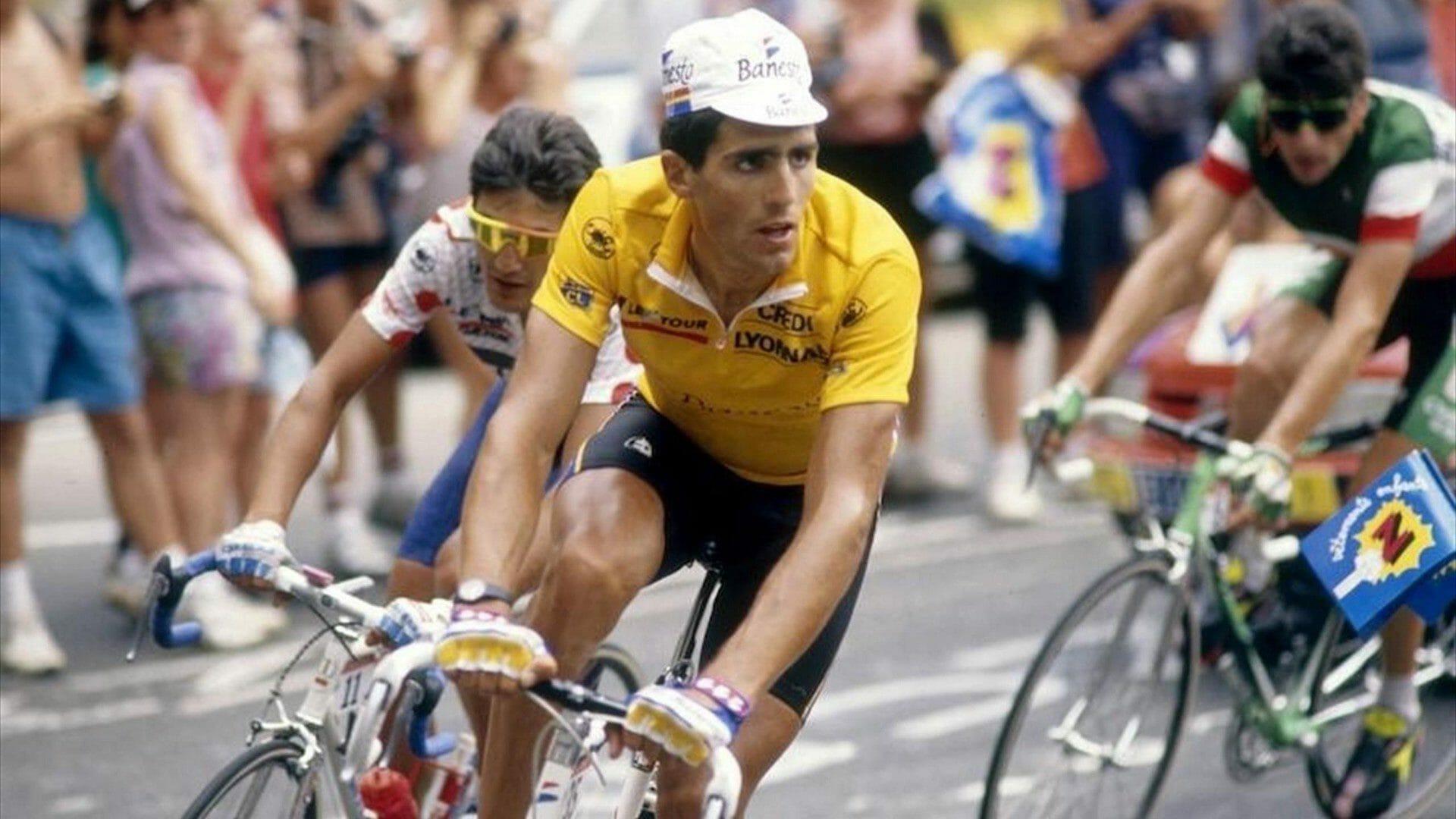 Retour sur un monstre du Sport: Miguel Indurain alias «Le Roi Miguel»