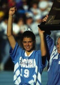 Beside Sport - Retour sur une légende du sport: Mia Hamm, une femme aux pieds d'or! -  -