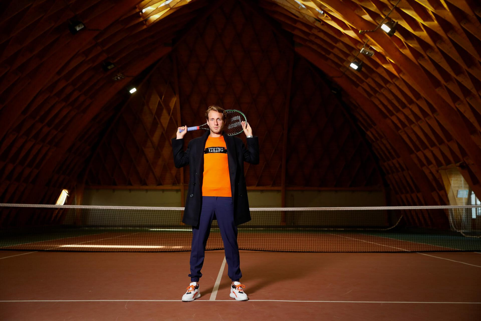 Beside Sport - Lucas Pouille et sa compagne lancent «Blond Som Üs» -