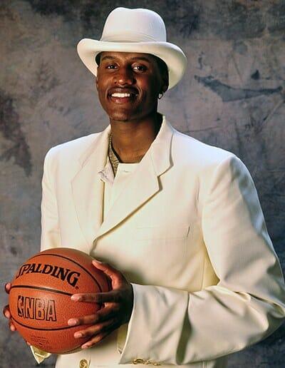 Beside Sport - Les costumes les plus fous vus lors de la Draft NBA -  -