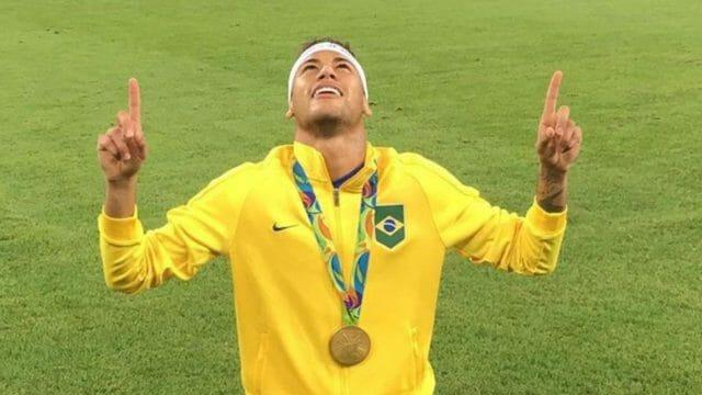 Beside Sport - Ces stars du foot qui ont gagné les Jeux Olympiques -