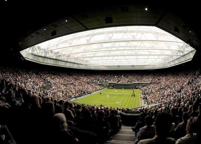 Beside Sport - Quels sont les stades de tennis qui possèdent un toit rétractable? -  -