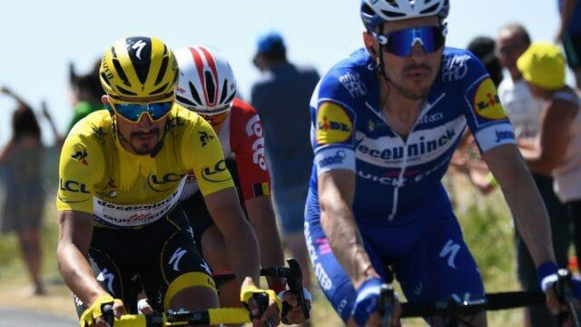Combien de calories brûlent les coureurs du Tour de France par jour?