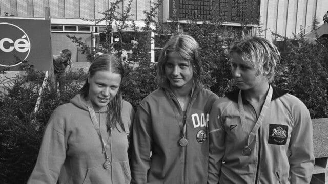 Beside Sport - Kornelia Ender, la star de la natation est-allemande qui n'était pas dopée -