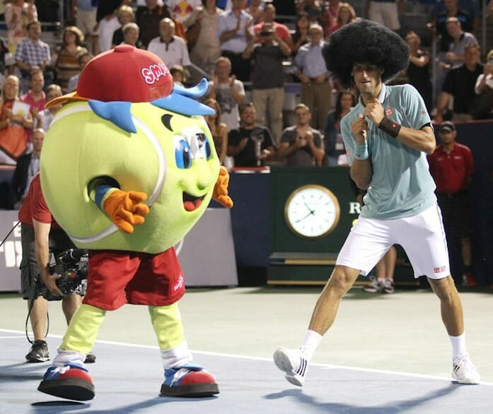 Beside Sport - Dix anecdotes qui ont construit la légende Djokovic -  -