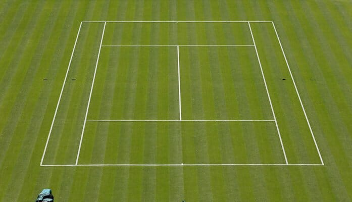 Beside Sport - Découvrez l'évolution du gazon pendant Wimbledon -  -