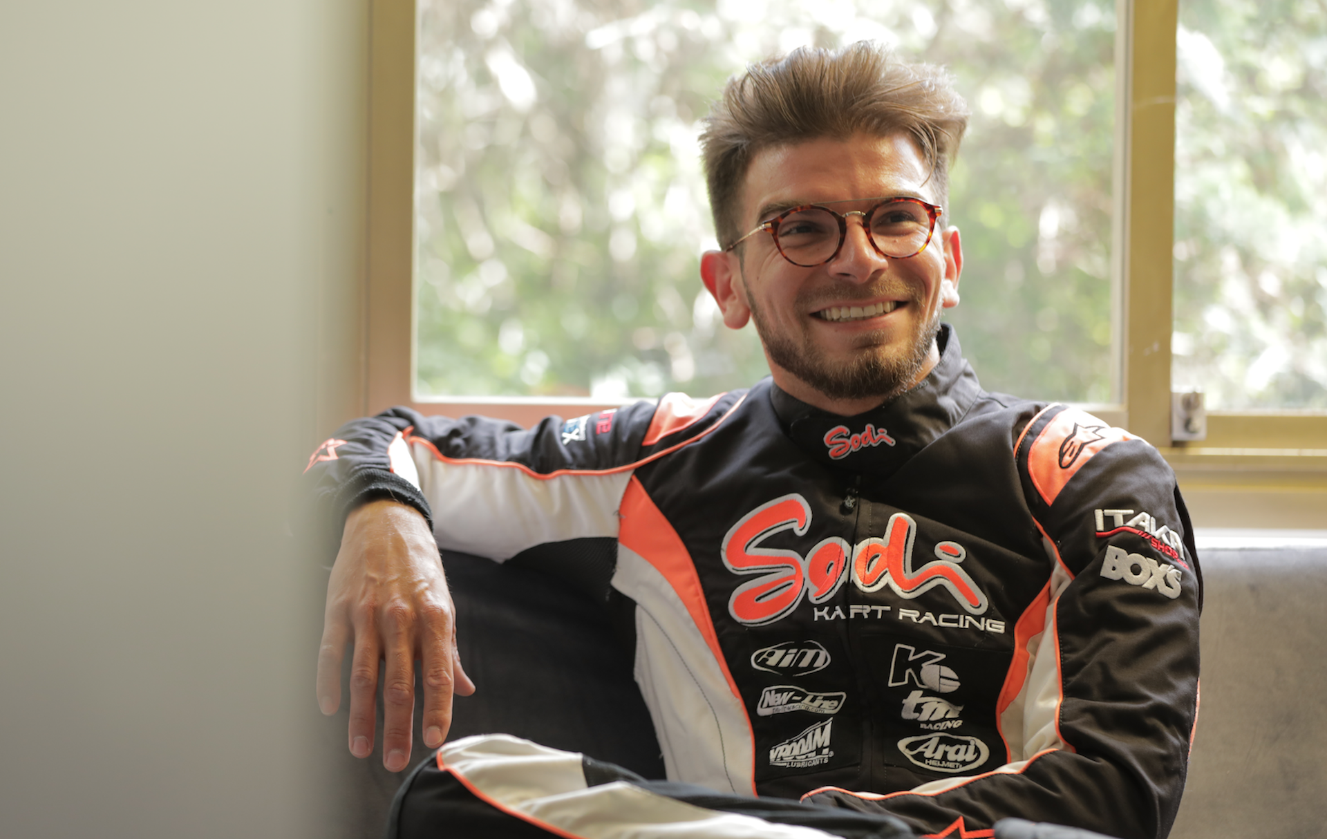 Beside Sport - Anthony Abbasse, la fierté du karting français -