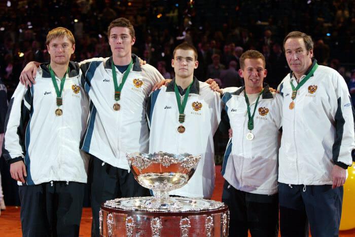 Beside Sport - Retour sur les joueurs qui ont fait l'histoire du tennis russe -  -