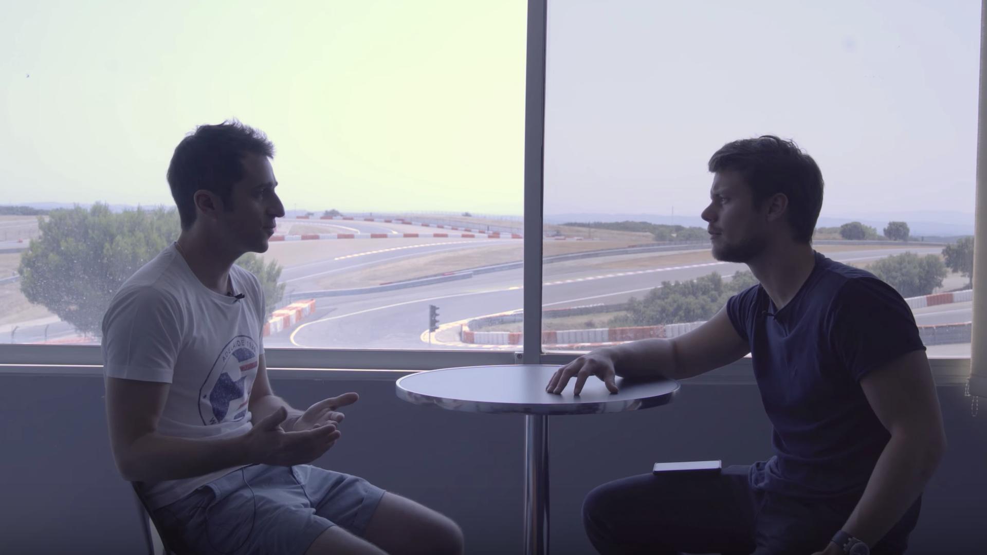 Beside Sport - Quand Adrien Tambay va à la rencontre de Nicolas Prost -
