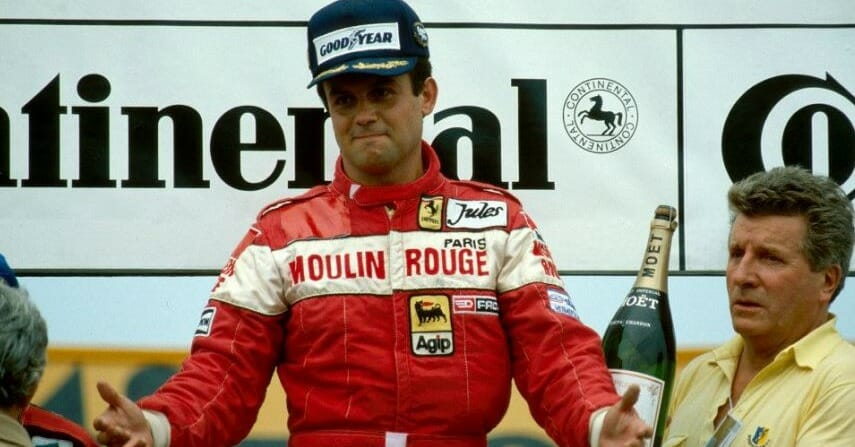 Beside Sport - Ces pilotes français qui ont gagné avec la Scuderia Ferrari -  -