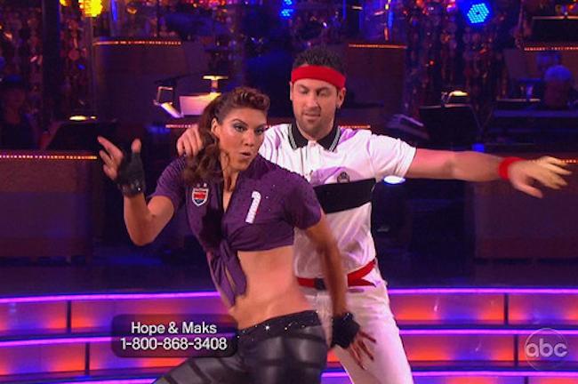 Beside Sport - Ces sportifs qui ont participé à «Danse avec les Stars» -  -