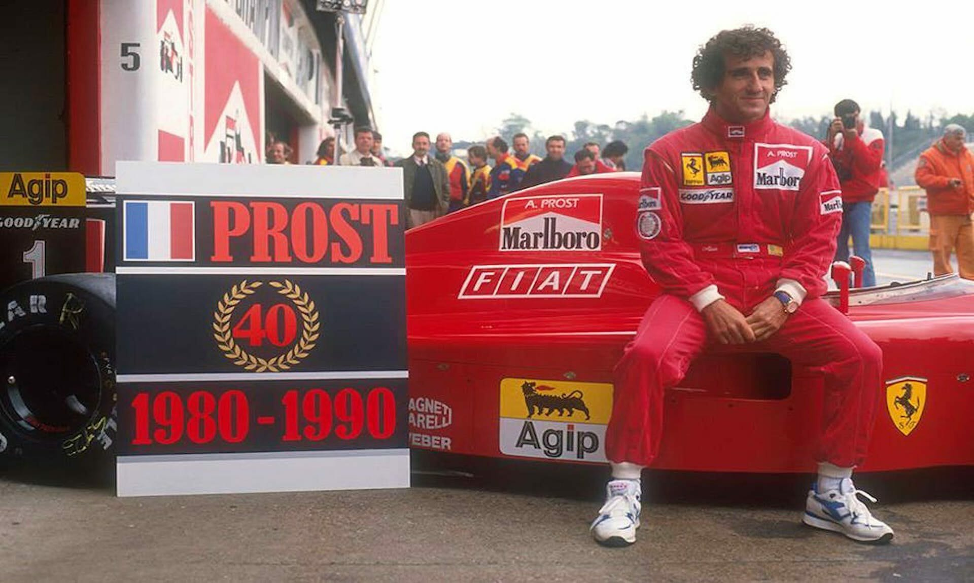 Ces pilotes français qui ont gagné avec la Scuderia Ferrari