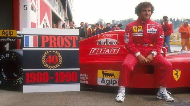 Beside Sport - Ces pilotes français qui ont gagné avec la Scuderia Ferrari -