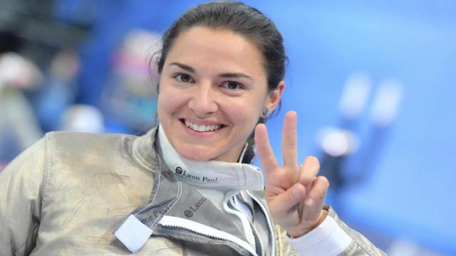 Beside Sport - Charlotte Lembach, une sabreuse au clair -
