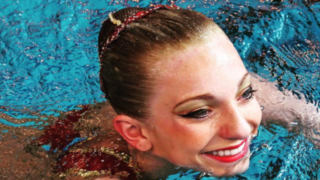 Beside Sport - Maureen Jenkins, «la tête hors de l'eau» -