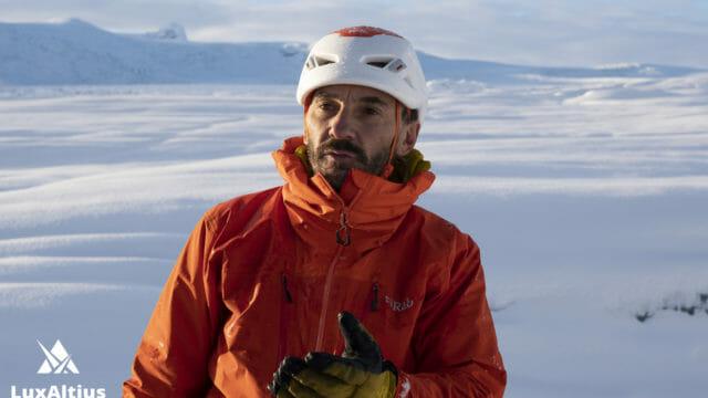 Beside Sport - Jeff Mercier, l'alpiniste de glace -