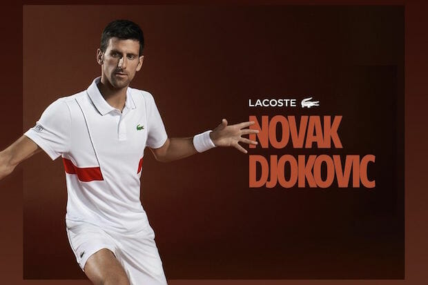 Beside Sport - Quelles marques équipent les meilleurs tennismen? -  -