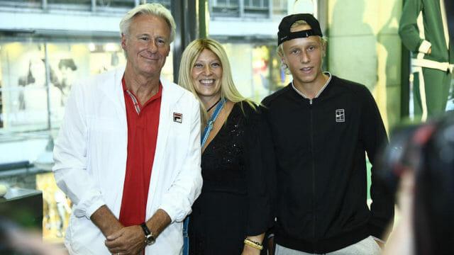 Beside Sport - Ces anciens champions de tennis qui voient leurs fils monter au filet -