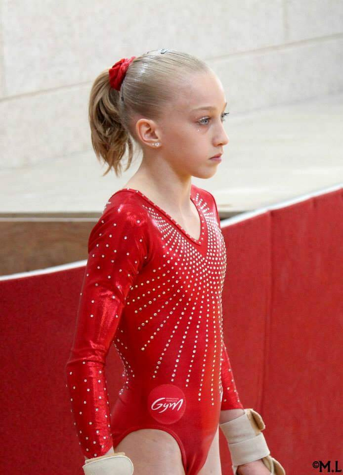 Beside Sport - Juliette Bossu, gymnaste jusqu'au bout -  -