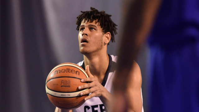 Beside Sport - Mathis Dossou-Yovo, le rebond du basket français -