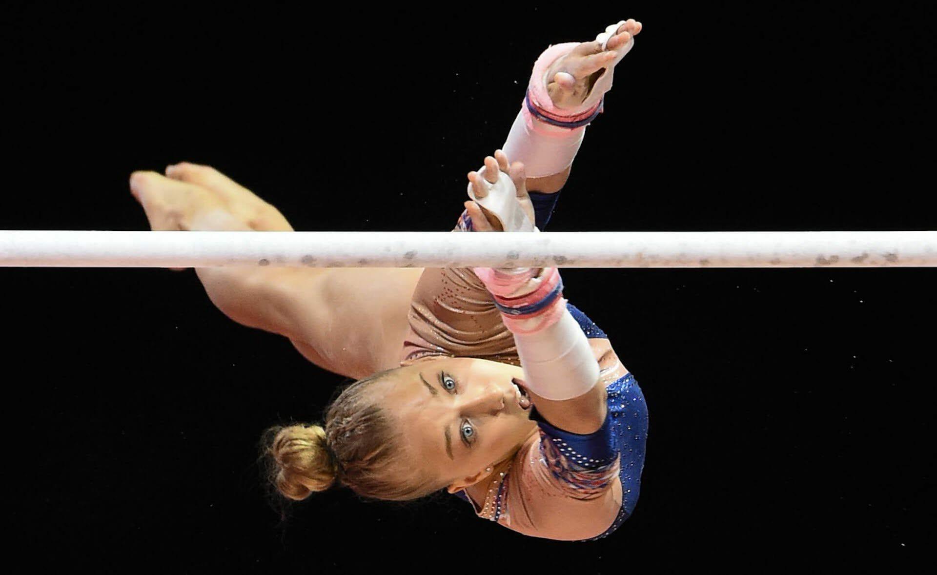 Juliette Bossu, gymnaste jusqu'au bout