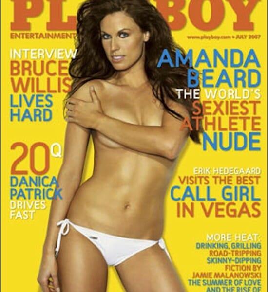 Beside Sport - Ces sportives qui ont posé en couverture de Playboy -  -