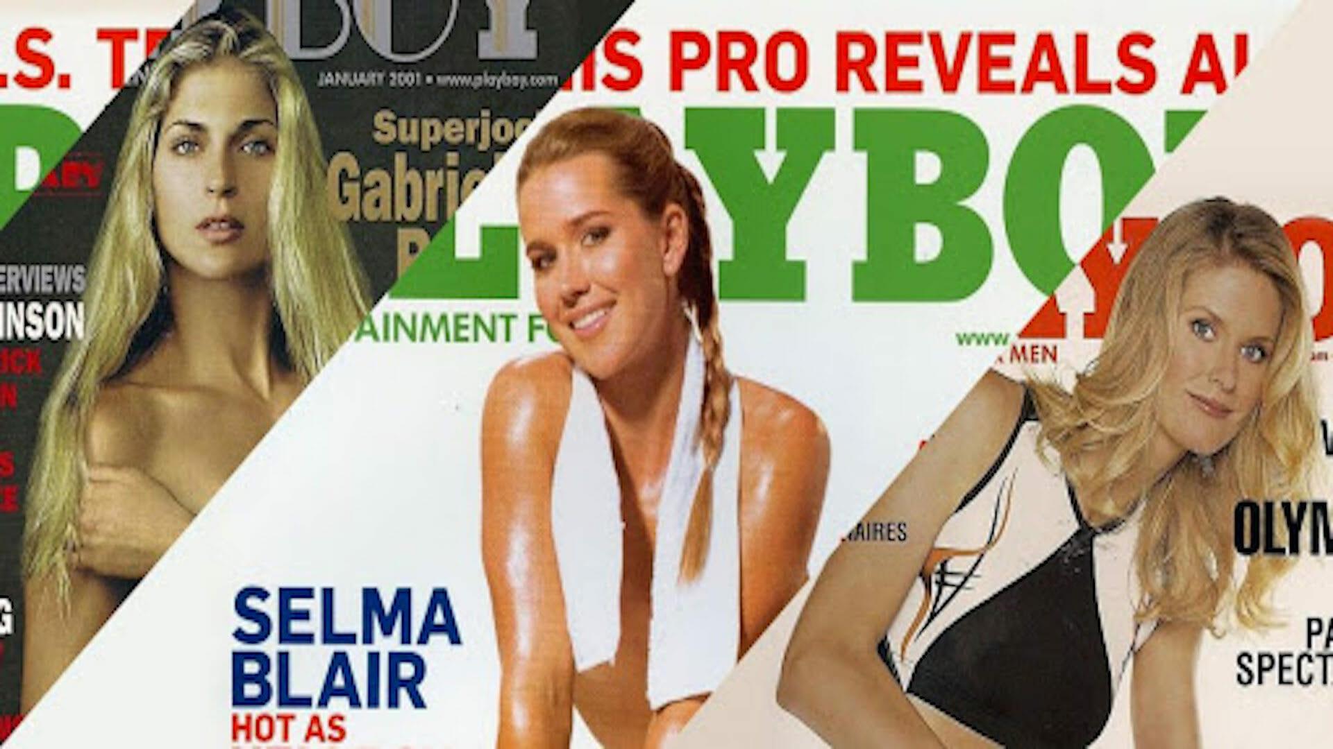 Ces sportives qui ont posé en couverture de Playboy