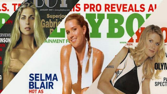 Beside Sport - Ces sportives qui ont posé en couverture de Playboy -