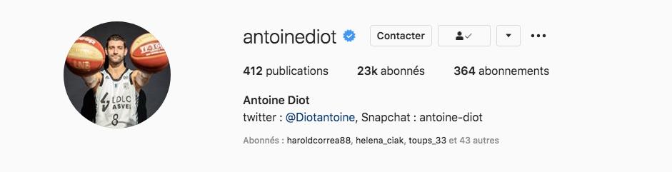 Beside Sport - «InstaPics» d'Antoine Diot -  -