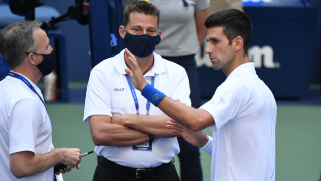 Beside Sport - Ces amendes insolites vues au tennis -