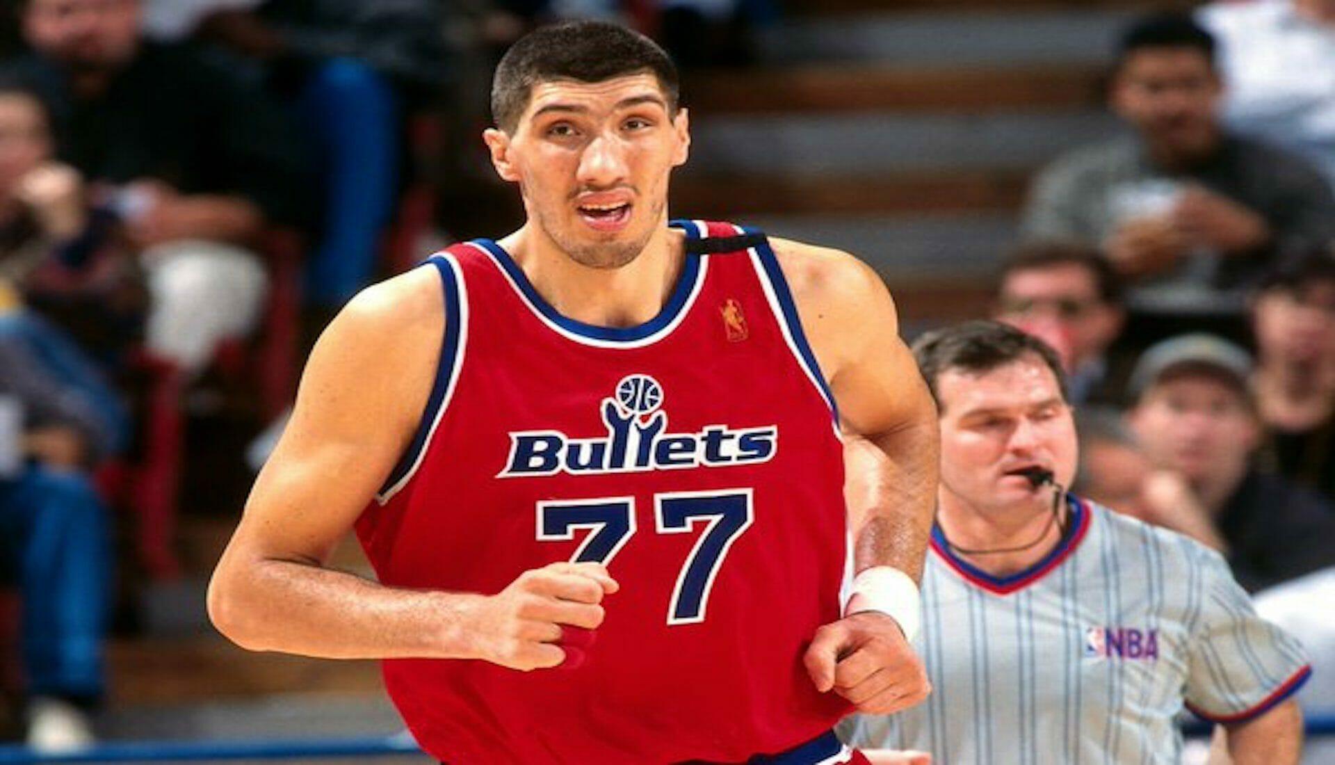 Beside Sport - Les 5 plus grands joueurs en taille de l'histoire de la NBA -
