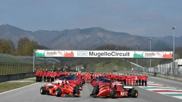 Beside Sport - Ces circuits empruntés par la F1 et la Moto GP -