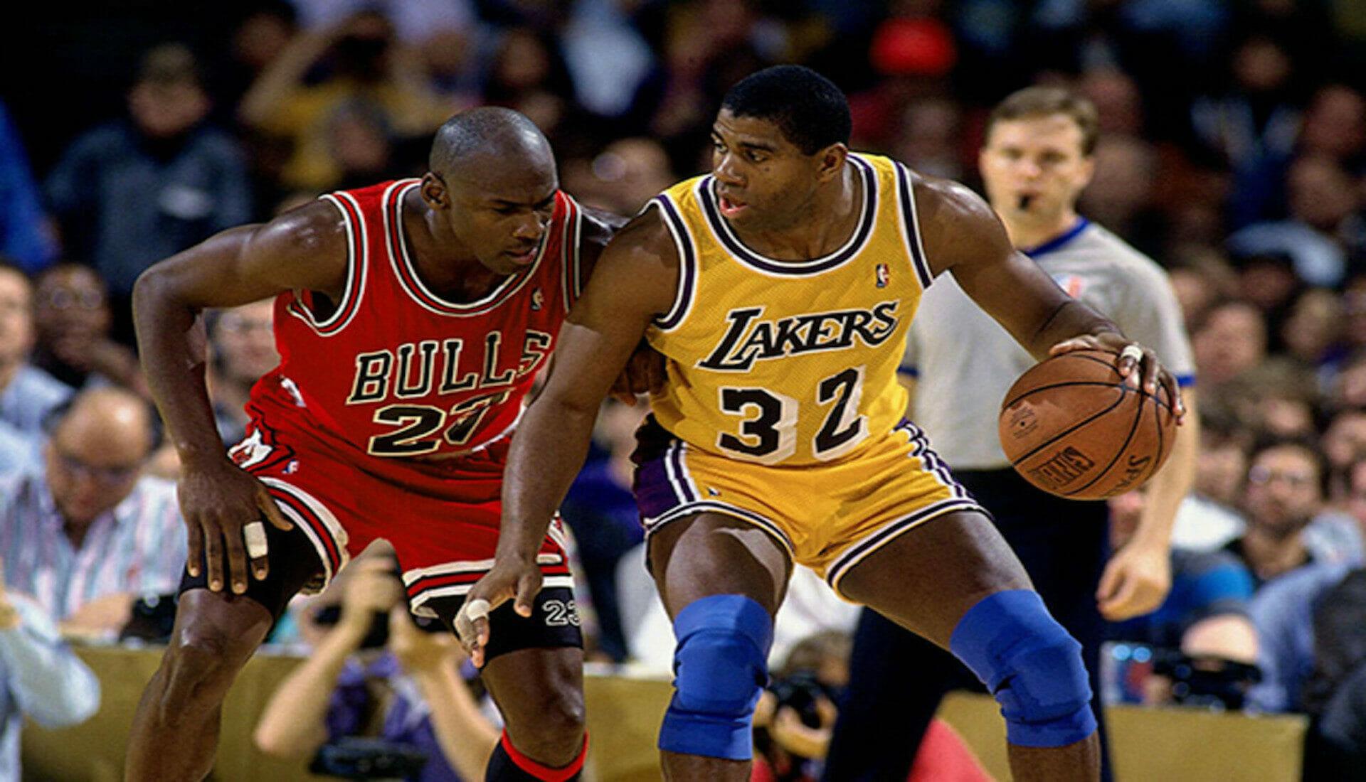 Les équipes ayant marqué l'histoire de la NBA