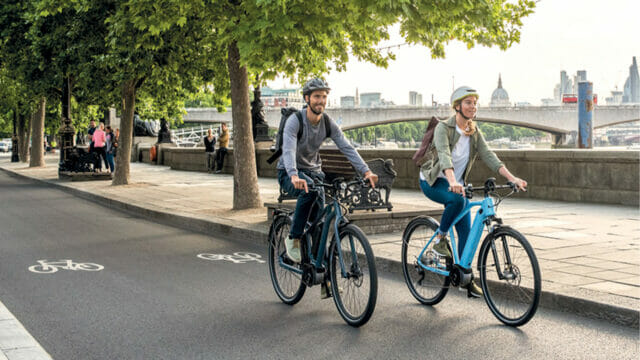 Beside Sport - Sessions de sport avec vélo électrique -