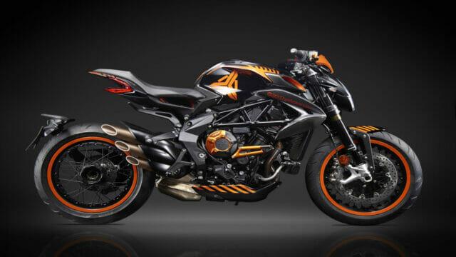 Beside Sport - THEARSENALE X MV AGUSTA, une Moto de légende aussi brutale que fashion -