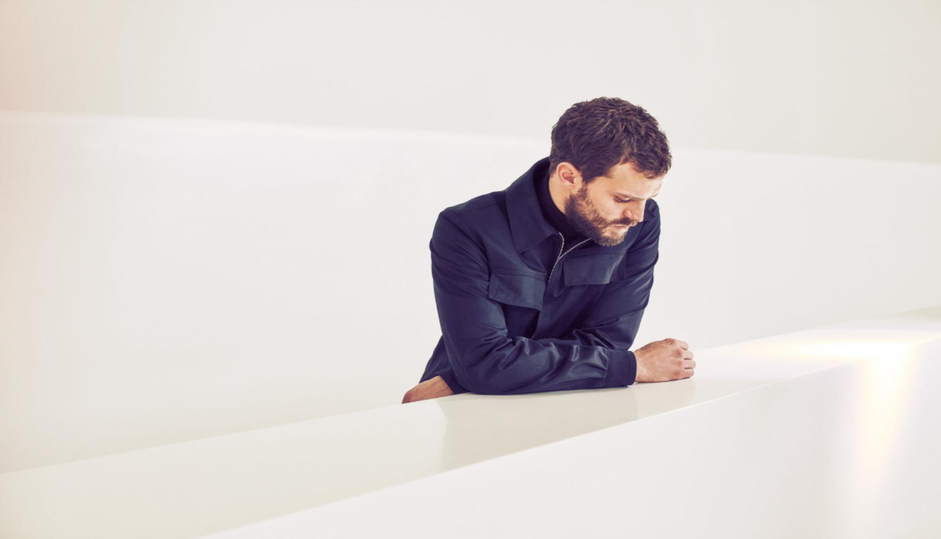 Jamie Dornan, la sensualité augmentée faite homme