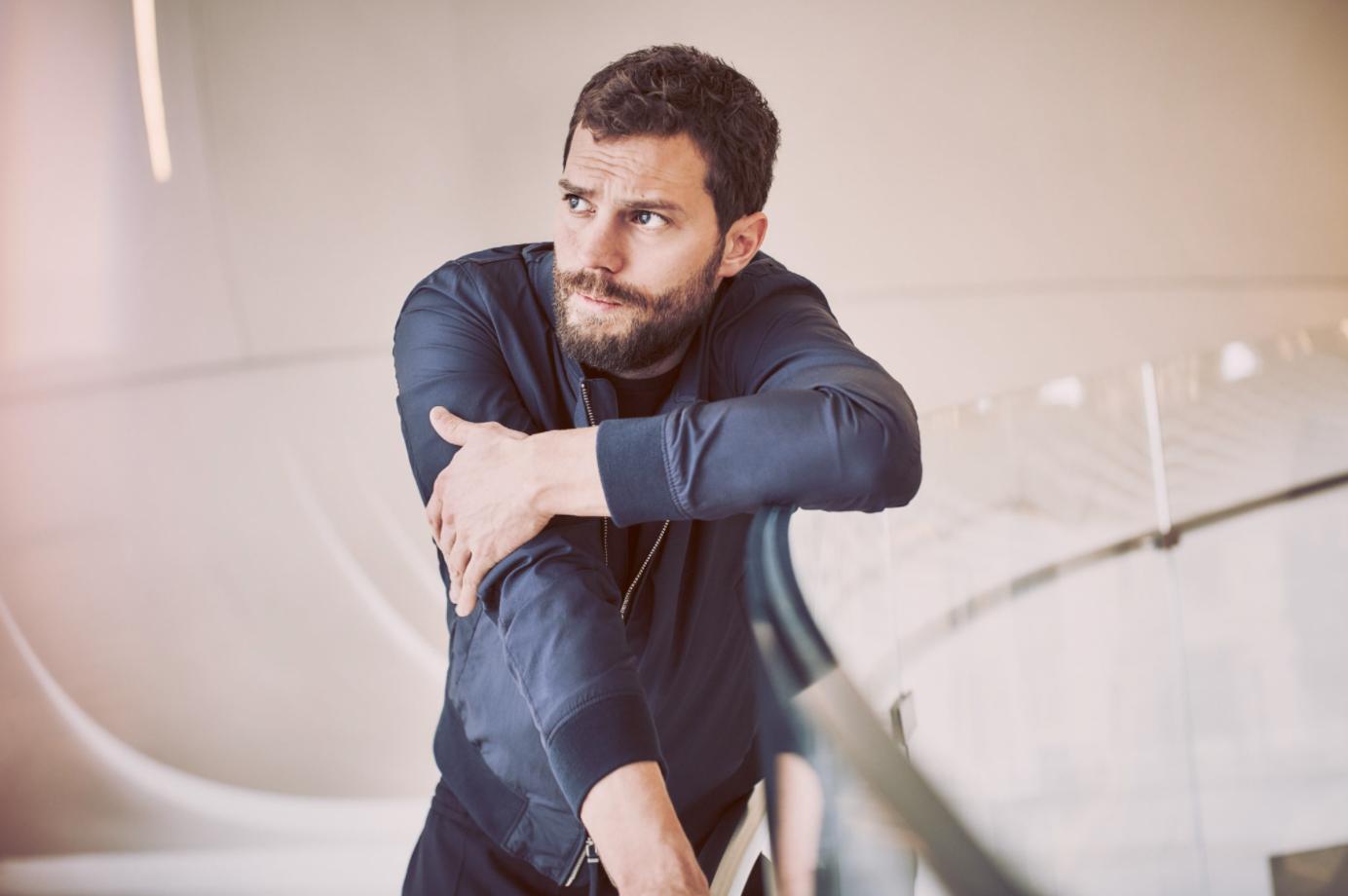 Beside Sport - Jamie Dornan, la sensualité augmentée faite homme -  -