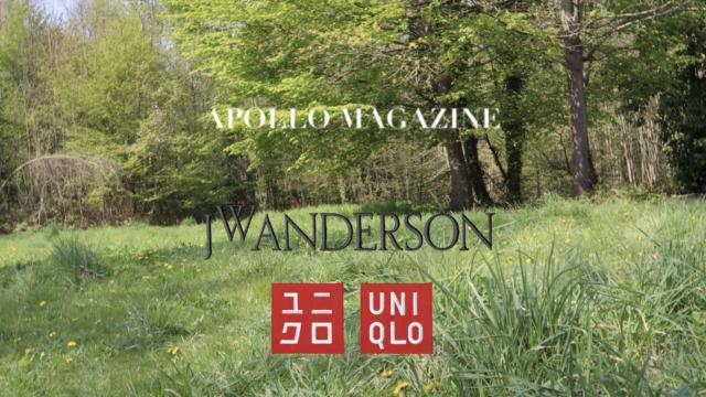 Beside Sport - J.W. Anderson x Uniqlo: faire fleurir les talents -