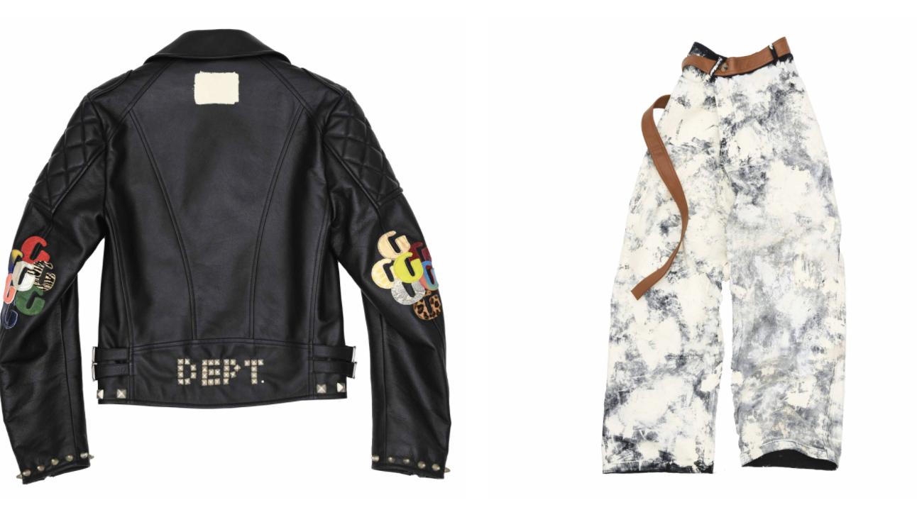 Beside Sport - Gallery Department X LANVIN: le vintage couture du turfu -  -
