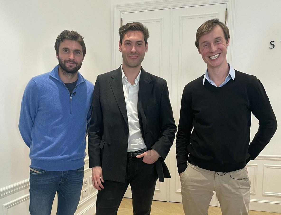 Beside Sport - Vice Versa: Gilles Simon et Gaspard Dehaene chez Steinway & Sons -  -