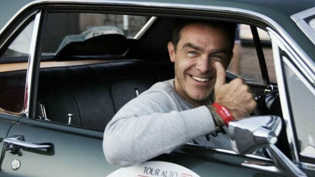 Grégory Galiffi et le Rallye du Coeur