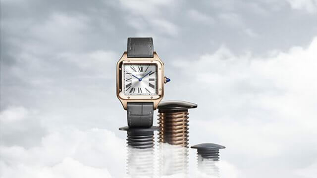 Beside Sport - Santos-Dumont: Cartier réécrit l'histoire de l'horlogerie -