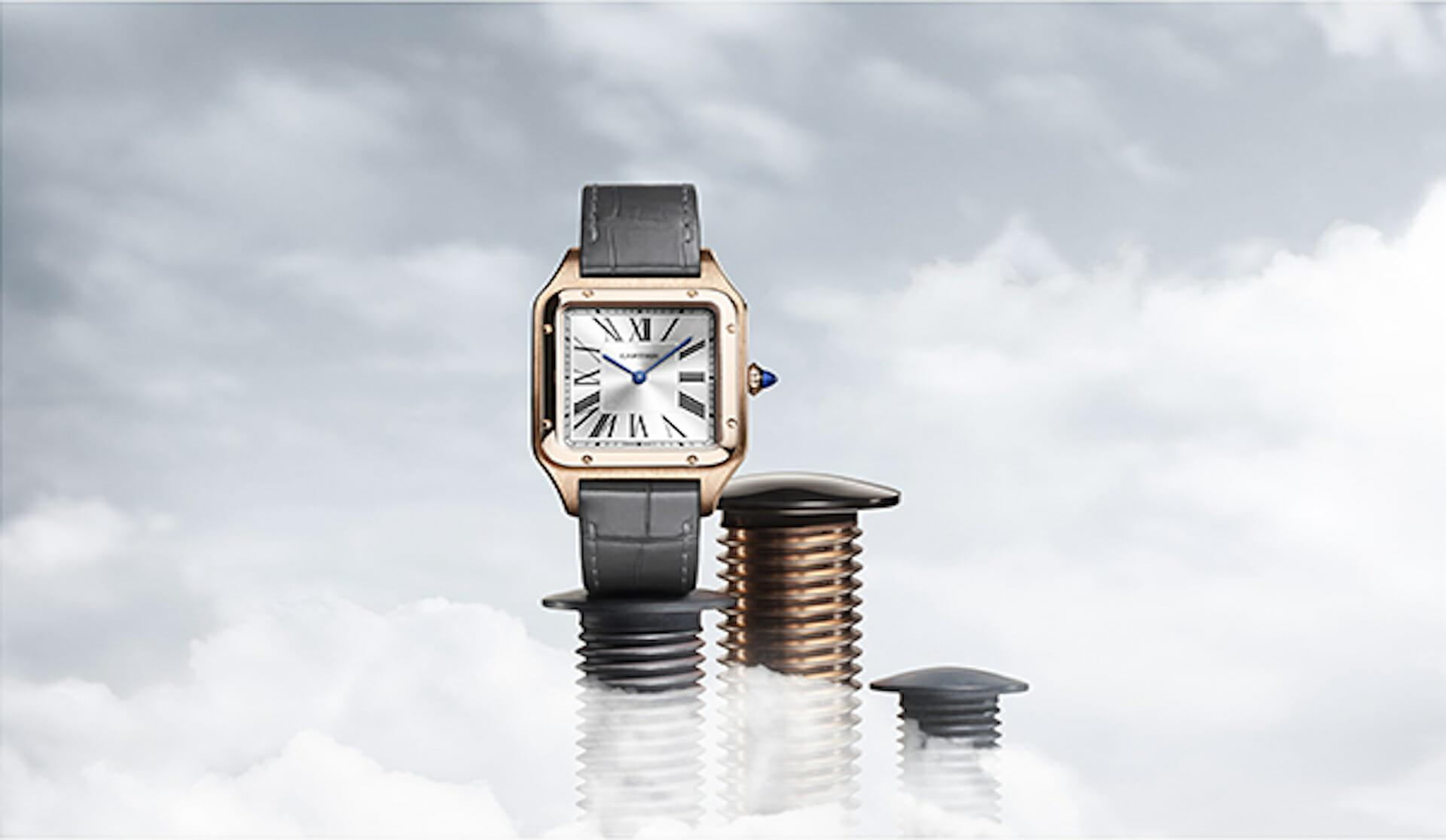 Santos-Dumont: Cartier réécrit l'histoire de l'horlogerie